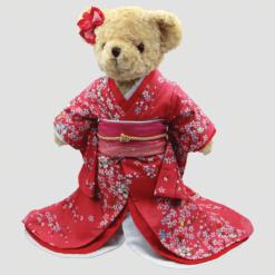 Japanese-traditional-teddy bear