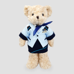Korea Train Express teddy bear