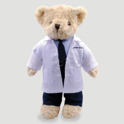 ตุ๊กตาหมี ชุดแพทย์