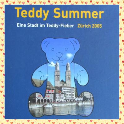 teddy summer